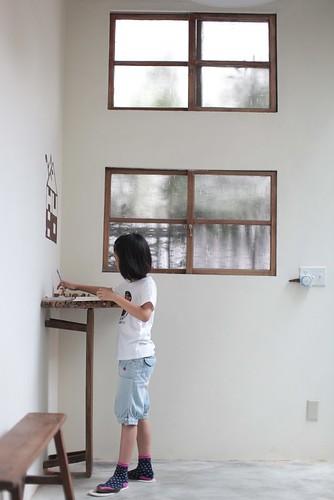 【民宿】新竹「HuHo旅人の家」:無印風格的民宿(8.9ys)