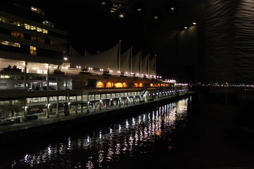 View at Miku Restaurant