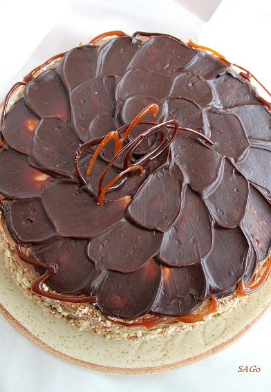 торт, рецепт торта, апельсиновый ганаш, безе, Киевский торт, рецепт с пошаговыми фото, подробный рецепт торта, рецепт десерта, рецепт с фото, рецепт шоколадного ганаша
