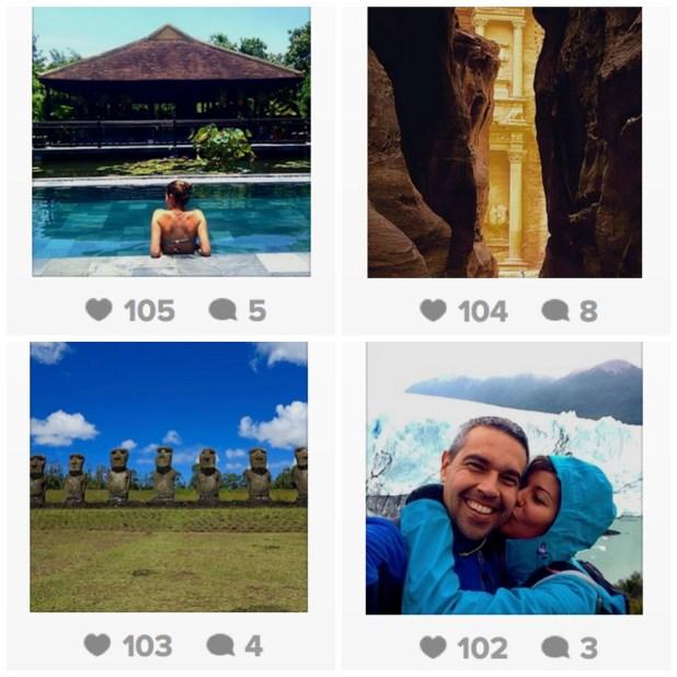 Vuelta al Mundo: mejores fotos Instagram
