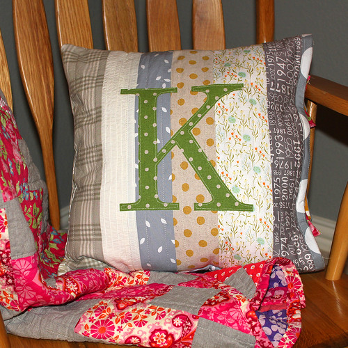 K cushion
