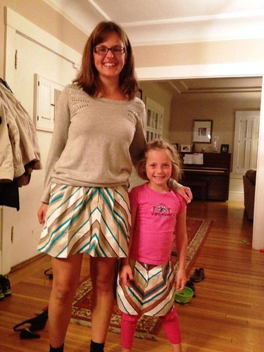 Skirt Parade