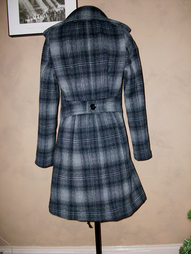 Talea Coat - back
