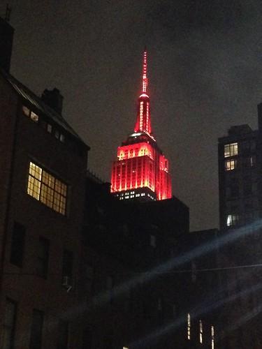 Empire State Building, NYC. Nueva York