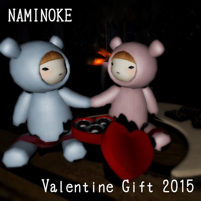 VALENTINE GIFT 2015