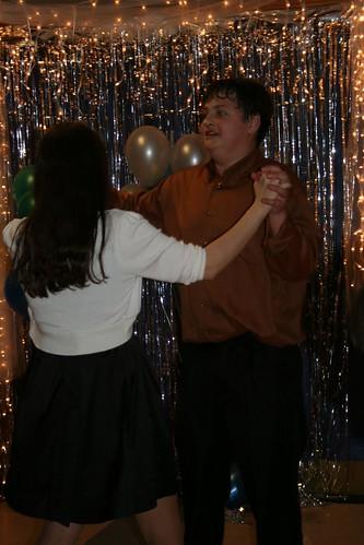 Mason Bird Dancing
