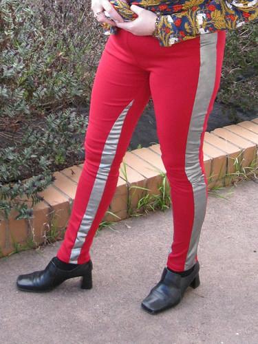 StyleARC April pants (aka the star trek pants...)