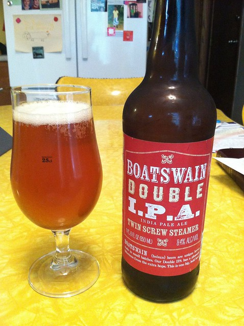 Boatswain Double IPA