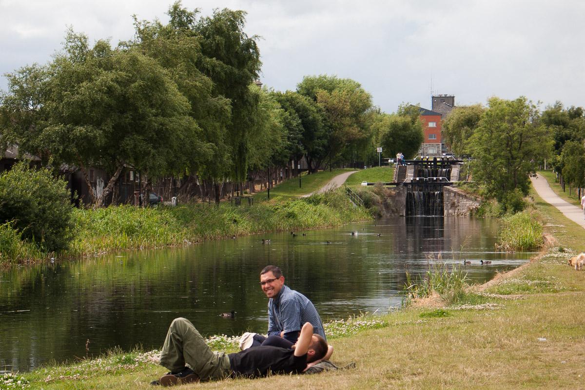 Canal en Drumcorda