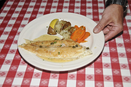 Dover Sole Service by Ocean Rehab Initiative Inc.