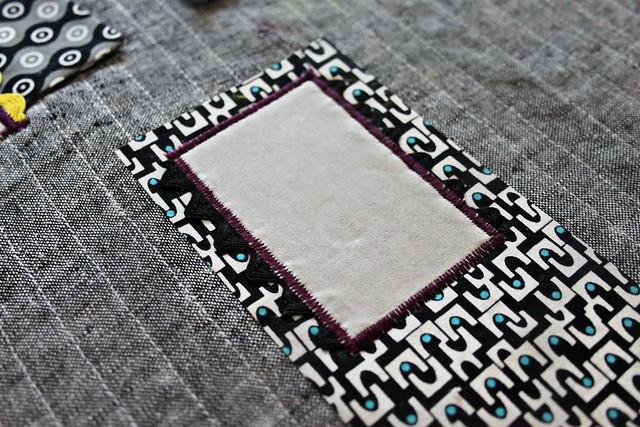 applique stitch