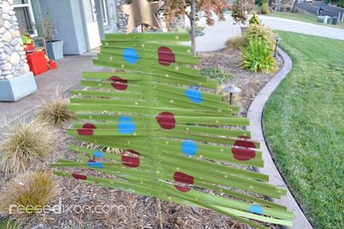 Outdoor Advent Calendar Step 10