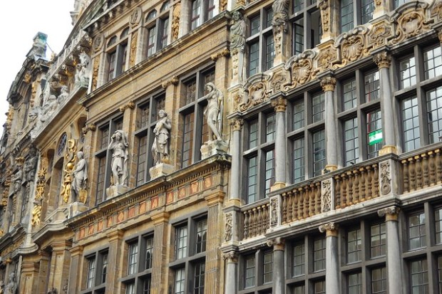 Grand Place / Grote Markt Architecture   Brussels, Third Time's a Charm   No Apathy Allowed