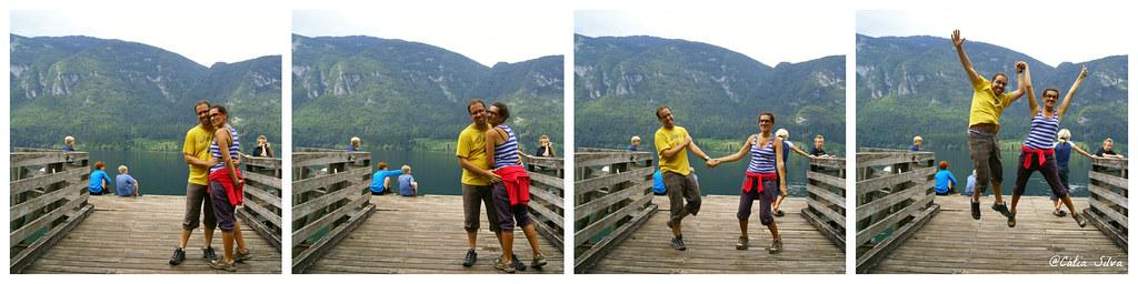 Lago Bohinj - Eslovenia (2)