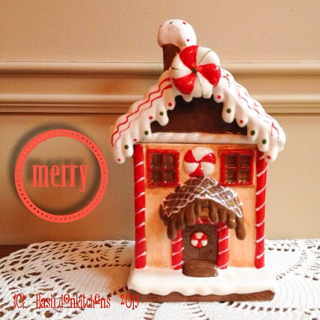 'Tis the season to...{indulge in lots of sweet treats} #fmsphotoaday #christmas #holidays #sweets #treats #gingerbread