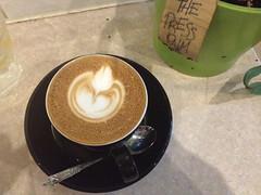 Fleet Street Press Coffee