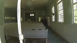 Speedwell Methodist Church Interior