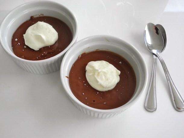 Hilary Stone Soup: Chocolate Pudding