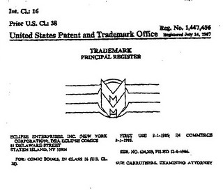 MM Trademark Registration