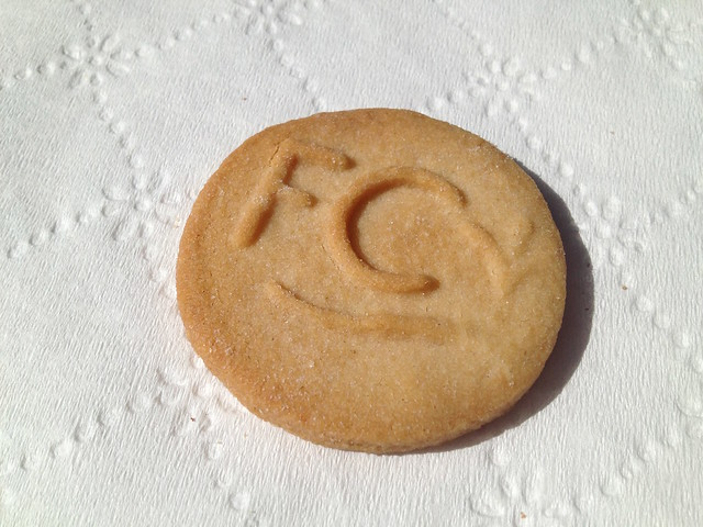 Shortbread cookie - Flour Craft Bakery