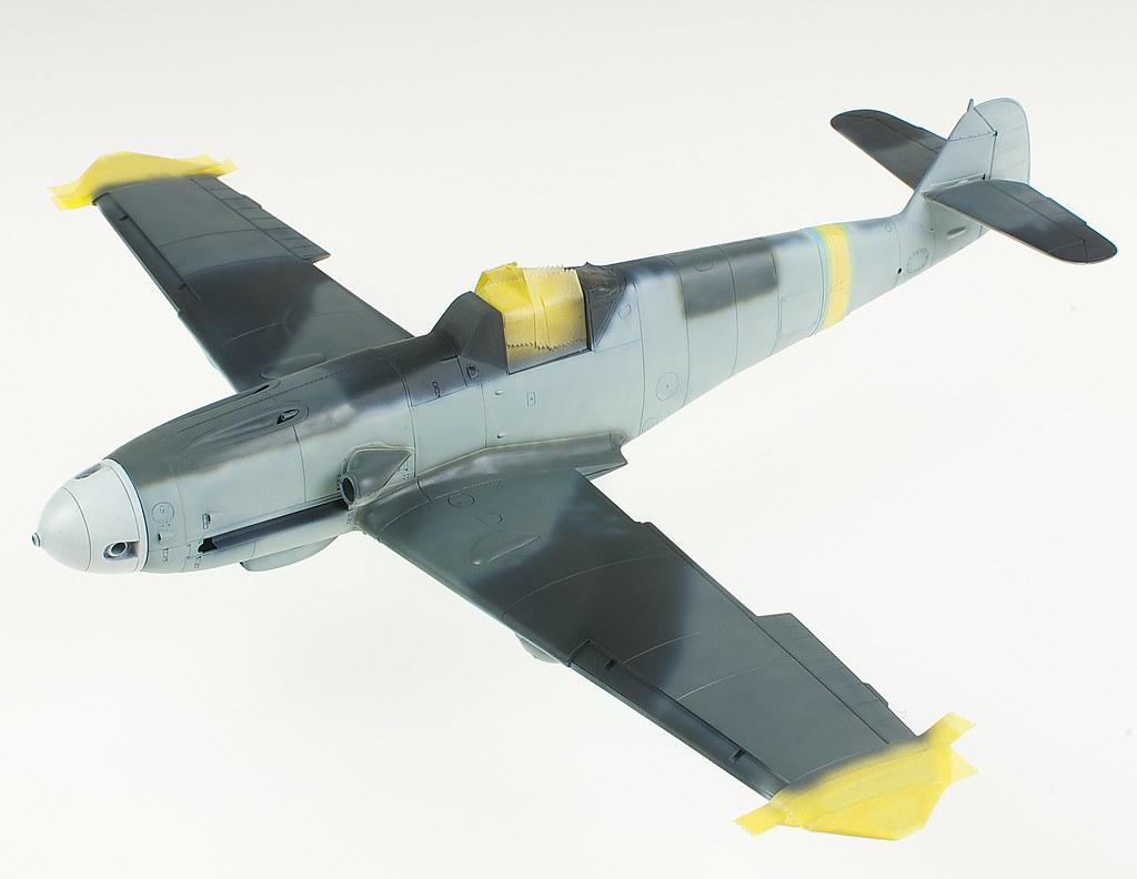 Bf 109G-4 08-20-2013 2