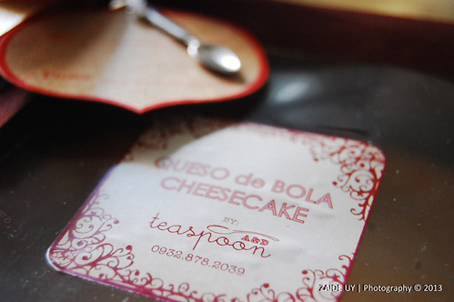 Queso de Bola Cheesecake