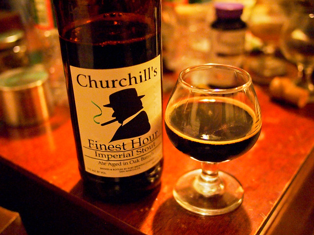 Churchill's Finest Hour