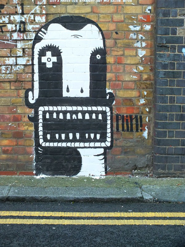 Shoreditch Graffiti and Street Art