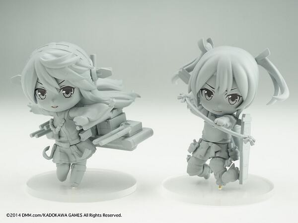 Nendoroid Petite: KanColle set