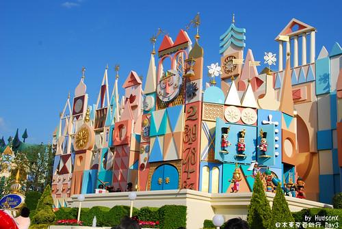 2013東京親子自助遊Day3 東京迪士尼樂園 從早玩到晚! @ Hudson's Paradise