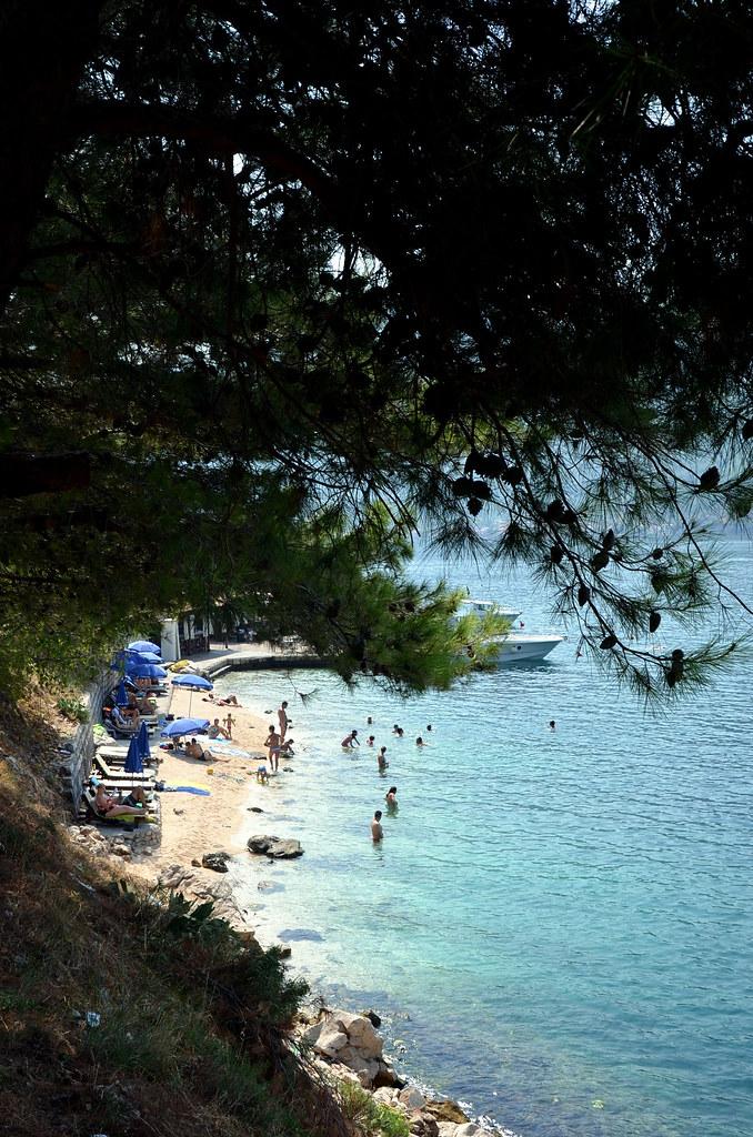 perast beach