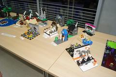 Brickshire CMF Dioramas