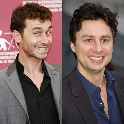 21. James Deen - Zach Braff