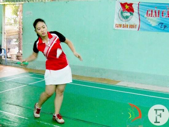 Nguyễn Thị Vân Anh - K51C – gương mặt nữ tiếp theo bước vào bán kết