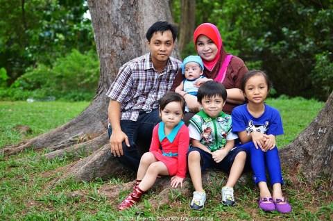 Gambar Fotografi Keluarga Saya