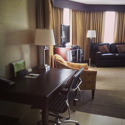 DoubleTree Thornton home away by @MySoDotCom