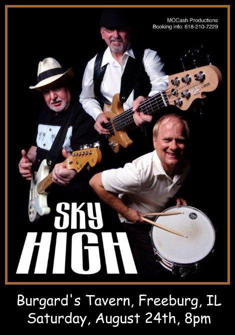 Sky High 8-24-13
