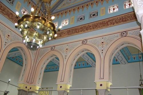 Visit to Jumeriah Mosque, Dubai