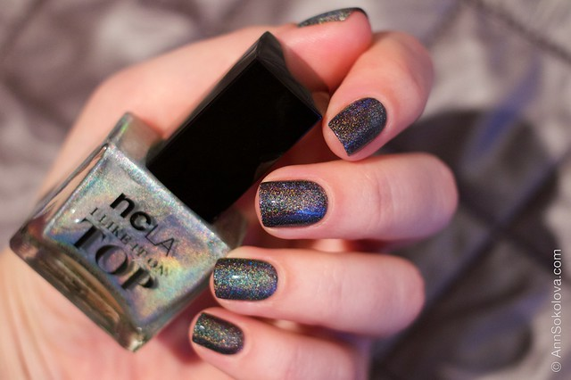 05 NCLA   I Like It On Top   Shimmer Me Pretty +  Dior   Underground flash