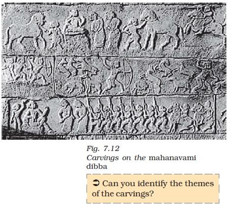 NCERT Class XII History Part 2 Theme 7 - An Imperial Capital Vijayanagara