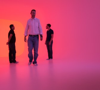 James Turrell - Ganzfelds