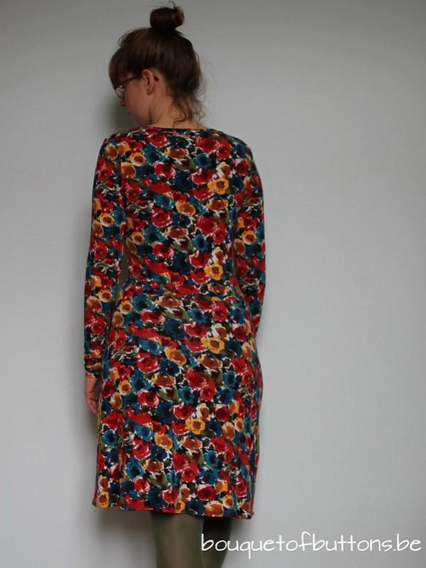 renfrew dress jurk sewaholic