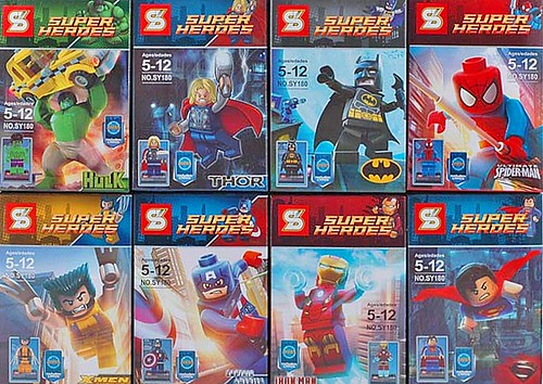 podrobka  Super heroes