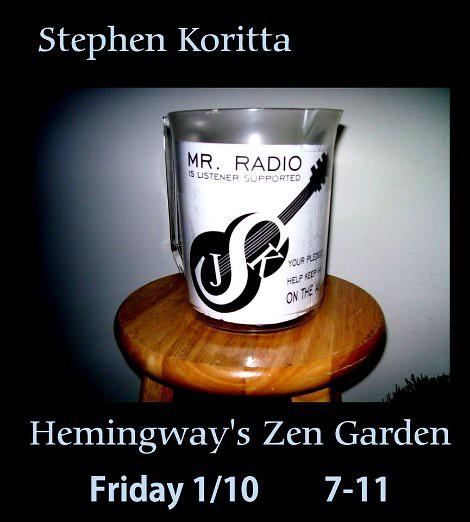 Stephen Koritta 1-10-14