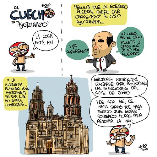Ayotzinapa y las elecciones