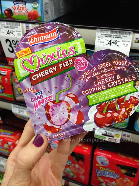 Ehrmann Mixies Cherry Fizz