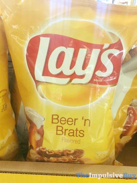 Lay's Beer 'n Brats Potato Chips