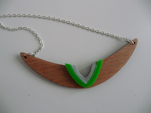 Working Clasp Necklace
