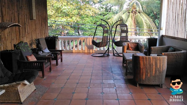 Rosy terrace