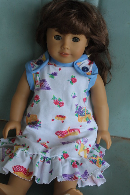 Molly's picnic dress/nightgown
